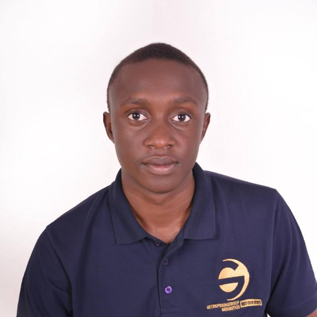 Focus on Raymond Nshuti